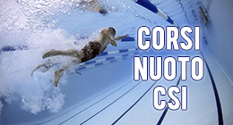 Banner Nuoto